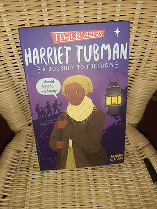 Harriet Tubman - A Journey to Freedom, Sandra Agard