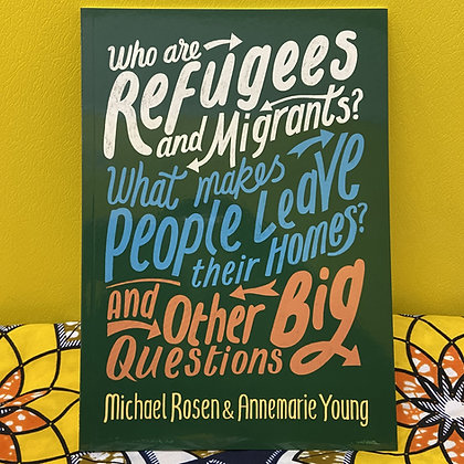 Who are Refugees and Migrants? What Makes People Leave their Homes?