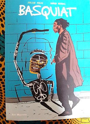 Basquiat by Julian Voloj and Soren Mosdal