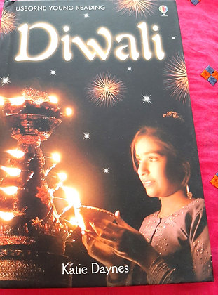 The Story of Diwali by Katie Daynes