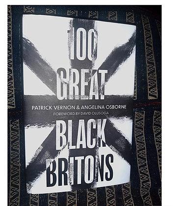 100 Great Black Britons (Paperback)  Angelina Osborne + Patrick Vernon