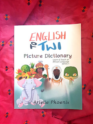 Twi to English Dictionary