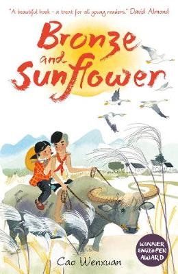 Bronze and Sunflower (Paperback) Cao Wenxuan