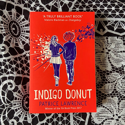 Indigo Donut (Paperback) by Patrice Lawrence (TEEN)