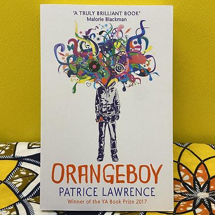 Orangeboy by Patrice Lawrence (TEEN)