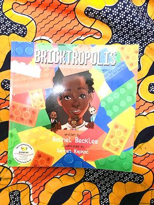 Bricktropolis By Rachel Beckles (PRE-BOOK LOVED)