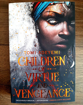 Children of Virtue and Vengeance (Legacy of Orisha), Tomi Adeyemi