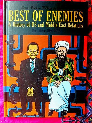 Best of Enemies By Jean-Pierre & David B (PRE-BOOK LOVED)