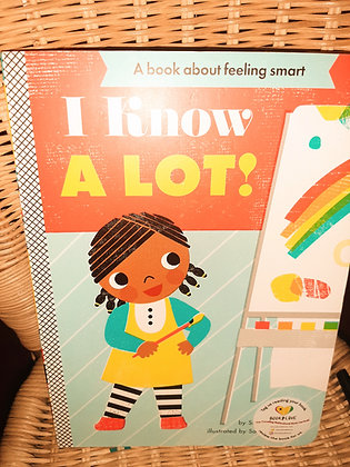 I Know A Lot, by Stephen Krensky and Sara Gillingham (Illustrator)