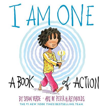 I am One, Susan Verde & Peter H. Reynolds