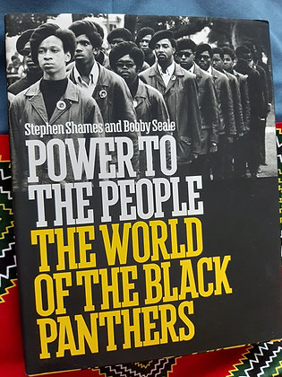 Power To The People, Stephen Shames and Bobby Seale
