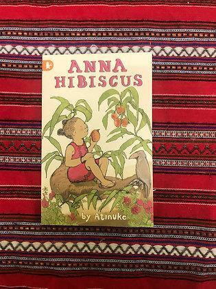 Anna Hibiscus By Atinuke