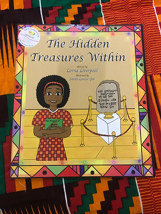 The Hidden Treasures Within By Lorna Liverpool