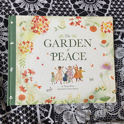 The Garden of Peace by Navjot Kaur