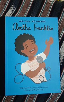 Little people, big dreams: Aretha Franklin