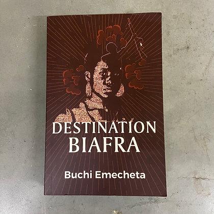 Destination Biafra by Buchi Emecheta