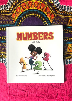 Numbers with Bella By Lorraine O'Garro