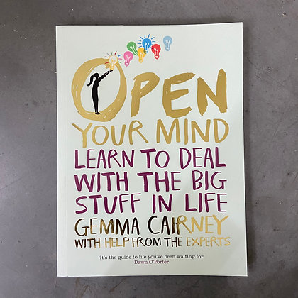 Open your Mind: Your World and Your Future by Gemma Cairney