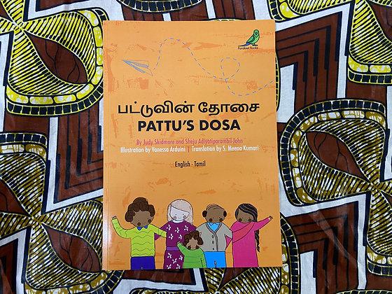 Pattu's Dosa by Sheju Adiyatiparambil-John