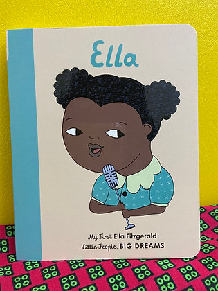 My First Ella Fitzgerald: Little People, BIG DREAMS (