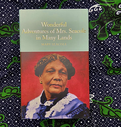 Wonderful Adventures of Mrs Seacole in Many Lands (Gold leaf pages)
