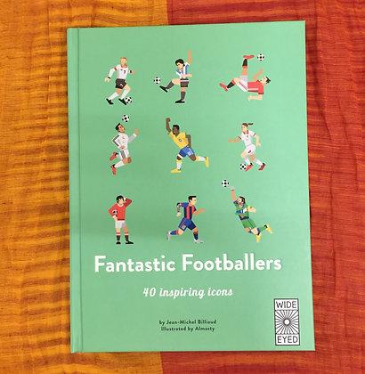 Fantastic footballers: 40 inspiring icons