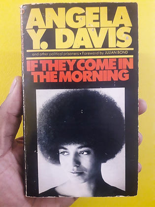 If They Come in the Morning, Angela Davis, Bobby Seale, Huey P. Newton, James Ba