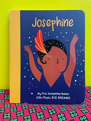 My First Josephine Baker: Little People, BIG DREAMS