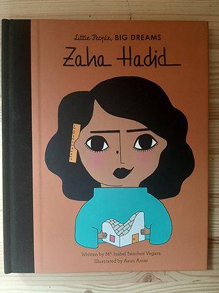 (Big) Zaha Hadid, Little People Big Dreams