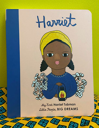 My First Harriet Tubman: Little People, BIG DREAMS