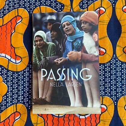 Passing (Paperback) by Christa Holm Vogelius , Nella Larse