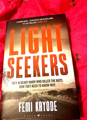 Lightseekers (Hardback) Femi Kayode LIGHT SEEKERS