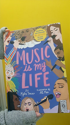Music is my life by Myles Tanzer