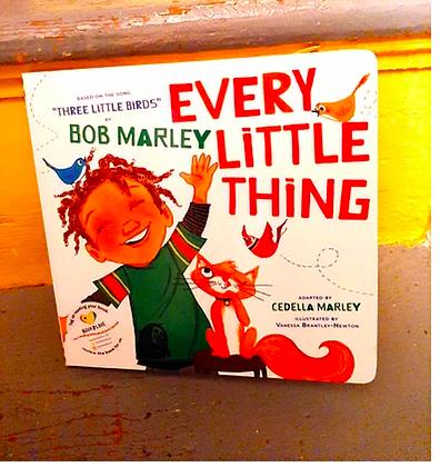 Every Little Thing, Cedella Marley, Vanessa Brantley Newton (Illustrator) £5.99