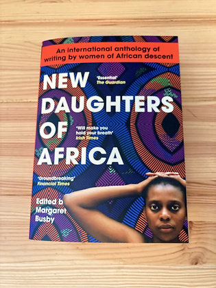 New Daughters of Africa, Edited by Margaret Busby