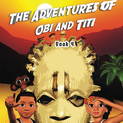 The Adventures Of Obi And Titi: Queen Idia's Mask