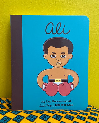 My First Muhammad Ali: Little People, BIG DREAMS