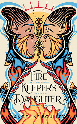 The Firekeeper's Daughter  (Teen) by Angeline Boulley (Hardback)Pre-order