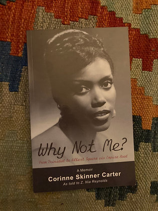 Why Not Me? From Trinidad to Albert Square Via Empire Road: A Memoir (Paperback)