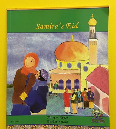 Samira's Eid (English Only) by Nasreen Aktar, Enebor Attard