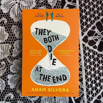 They Both Die at the End by Adam Silvera (TEEN)