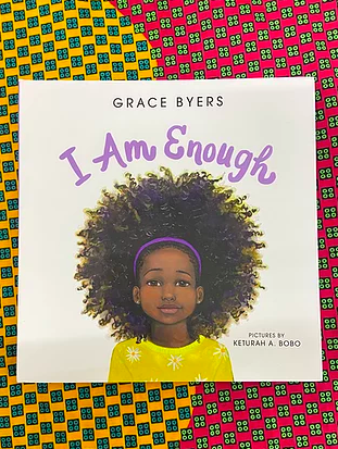 I AM ENOUGH by Grace Byers - £12.99