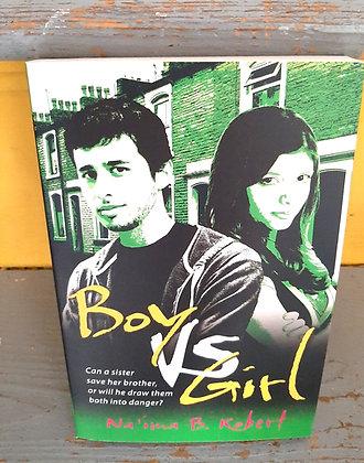 Boy Vs Girl by Na'ima B. Robert (Young Adult)