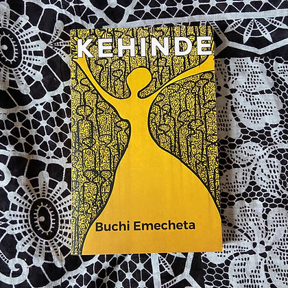 Kehinde by Buchi Emecheta