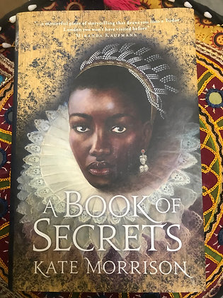 A Book of Secrets By Kate Morrison