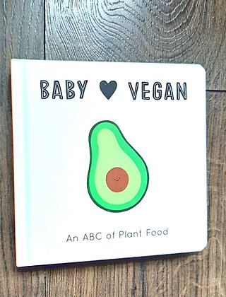 Baby Vegan, ABC of Plant Food  by Molly Egan