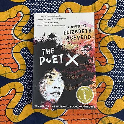 The Poet X by Elizabeth Acevedo (TEEN)