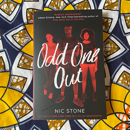 Odd One Out by Nic Stone (TEEN)