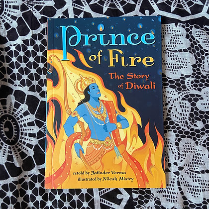 Prince of Fire (Paperback) by Jatinder Verma