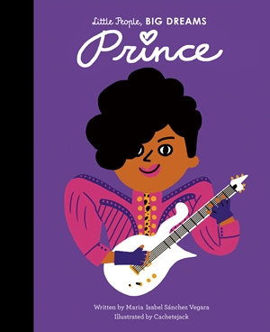 Prince, Little People Big Dreams